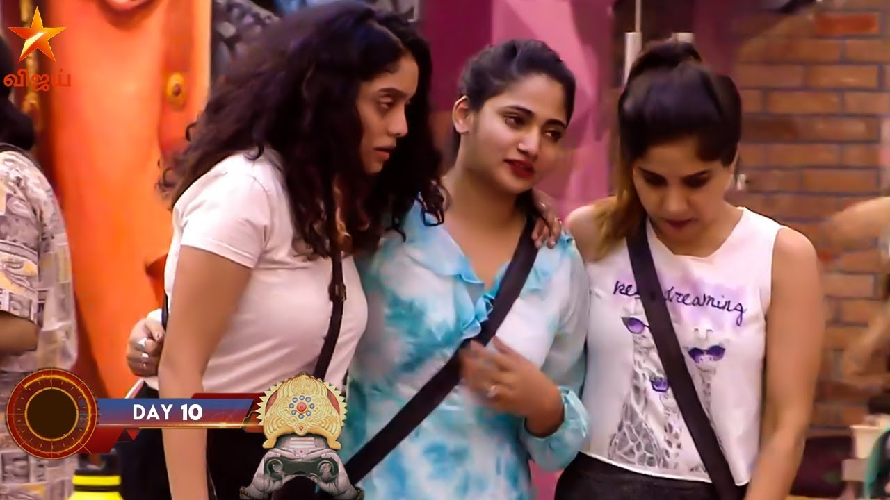 Bigg Fight in Bigg Boss 3 | Full Episode Highlights - Day 10 Review