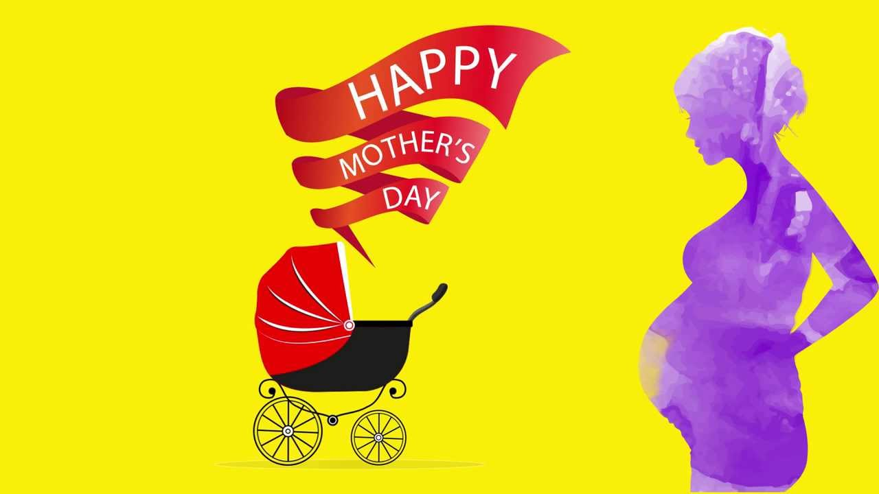 HAPPY MOTHER'S DAY | Motion Graphics | After effects - YouTube