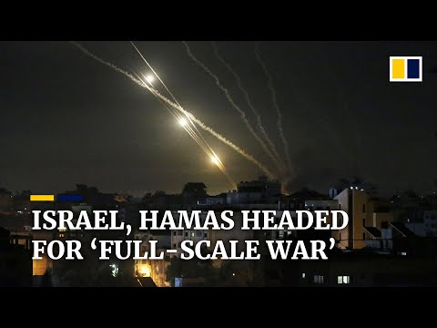 'Full-scale war' feared as fighting between Israel and Hamas