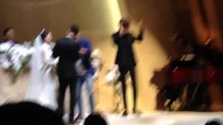 150328 Kim Jong Kook singing at Lee Kwang Soo