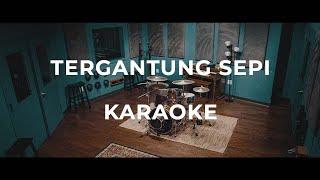 Haqiem Rusli - Tergantung Sepi Rock Instrumental Karaoke Lyric on Screen