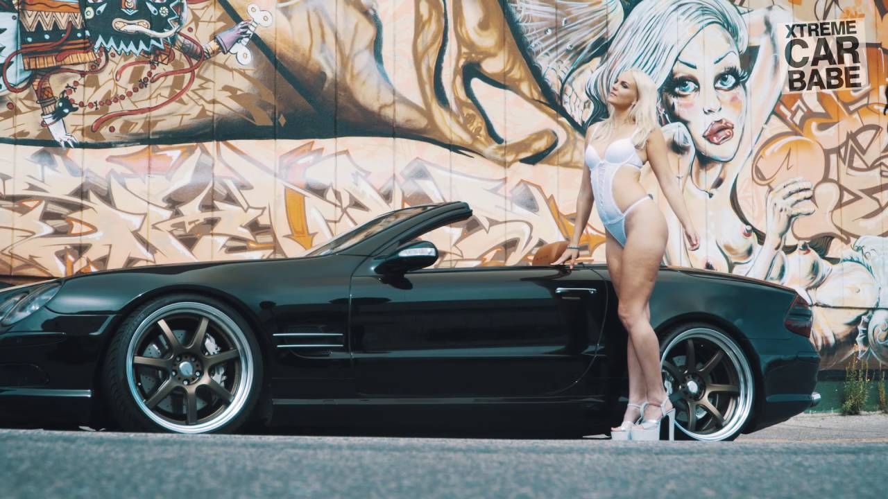 Cars and babes pics — photo 8