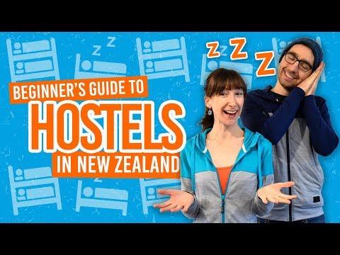 A Beginner's Guide To Backpacker Hostels In New Zealand