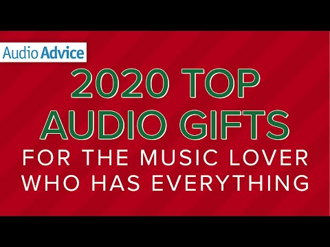 2020 Top Audio Gifts For The Music Lover Who Has Everything