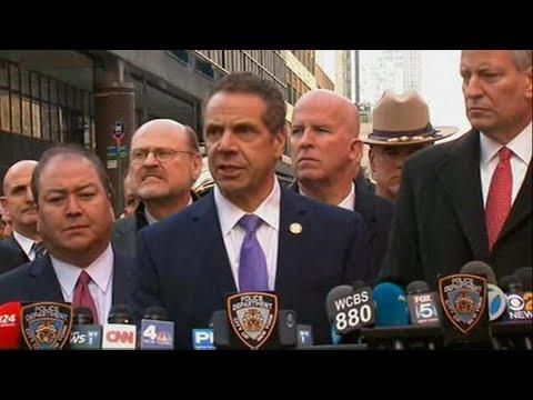 رئيس بلدية نيويورك: انفجار مانهاتن -محاولة اعتداء ارهابي-  - نشر قبل 29 دقيقة