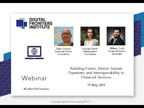 Webinar: Building Faster, Better: Instant Payment Systems and Interoperability in Financial Services