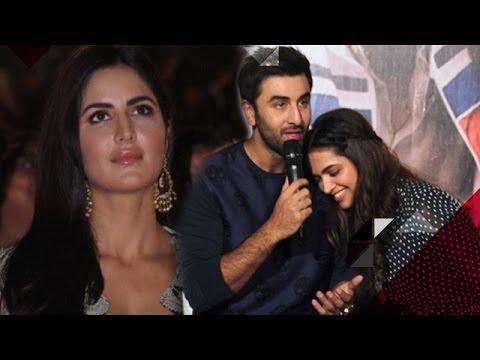 Katrina Kaif INSECURE Of Ranbir Kapoor & Deepika Padukone's Popular Pairing? | Bollywood News