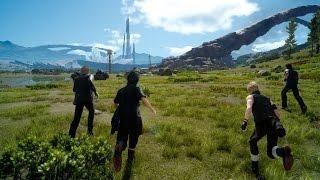 Final Fantasy 15 Прохождение На Русском 3 СПЕЦИФИЧЕСКАЯ АТМОСФЕРА