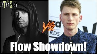 Flow Showdown - Eminem vs Machine Gun Kelly (Episode 13)