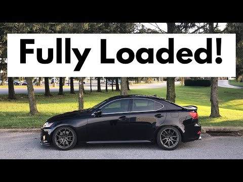 Quirks and Features - 2007 Lexus IS 350