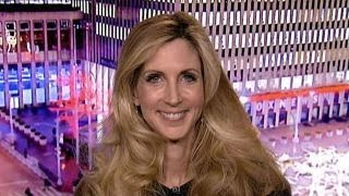 Ann Coulter evaluates Trump's first year in office