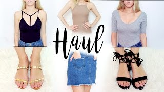 MEGA HAUL VERANO ♥ Try-On Haul Shein, Aliexpress, Fashion71...