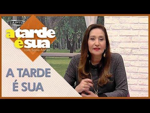 A Tarde é Sua (20/06/18) | Completo