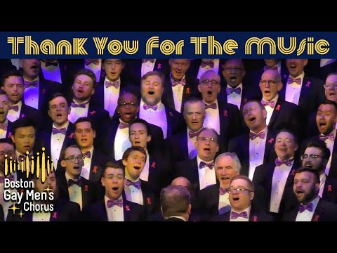One Moment in Time - Boston Gay Men's Chorus - YouTube