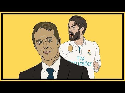 Real Madrid's New Partnership: Isco & Lopetegui | Tactics Explained