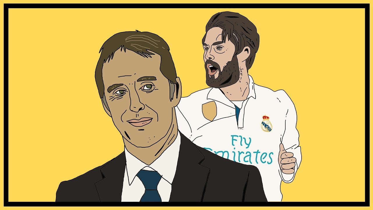 Lopetegui 'positive' about Real Madrid as he picks up baton from Zidane
