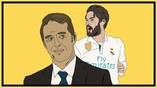 Real Madrid's New Partnership: Isco & Lopetegui | Tactics Explained