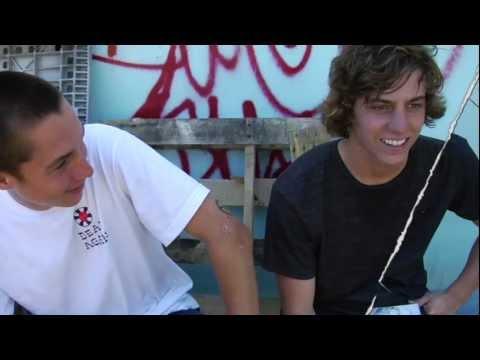 Cory Kennedy: Girl Skateboards x Zumiez