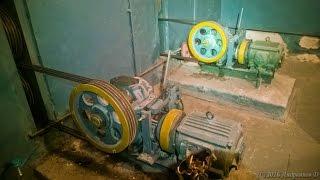 Необычные грузовые лифты (выжимные с боковым МП)(Лифты грузовые выжимные грузоподъемностью 500 кг и скоростью 0.5 м/с, на две остановки., 2016-01-14T17:37:56.000Z)