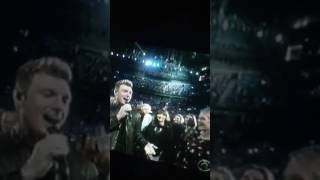 florida georgia line live with backstreet boys on acm awards