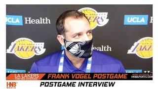 Frank Vogel postgame Magic vs Lakers 7.25.20