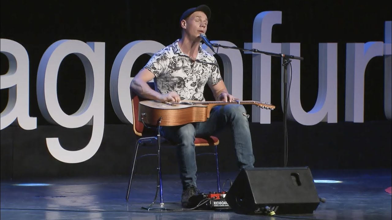 Tedx Why I Quit My Amazing Job To Become A Street Performer Morf Youtube