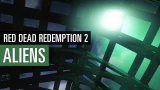 Red Dead Redemption 2   Das Alien-Easter-Egg