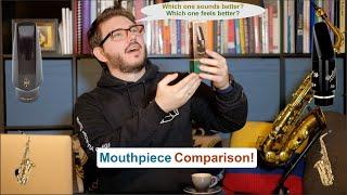 Vandoren Meyer COMPARISON Review: which is BETTER?