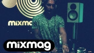 HOT SINCE 82, Jaymo & Andy George (Moda Black) house set in The Lab LDN