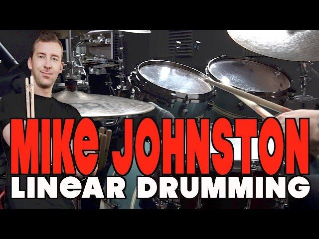 Mike Johnston Linear Drumming Book Pdf