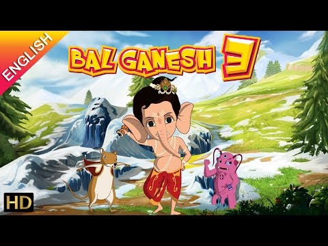 Bal Ganesh 3 OFFICIAL Full Movie (English) | Kids Animated Movie – HD | Shemaroo Kids