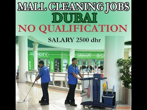 Cleaner Jobs In Dubai 50 Male Female Urgent Requirement Dubai