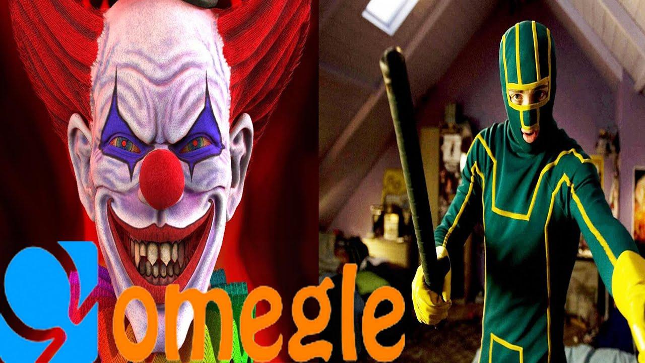 Clowns kick kkk asses
