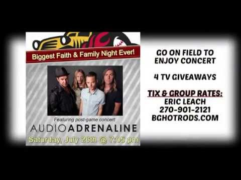 Audio Adrenaline brings music and passion to Bowling Green, KY