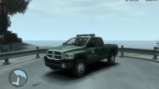 Custom GTA 4 Louisiana Wildlife And Fisheries Game Warden Skin