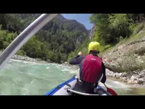 Rafting WEEKEND Austria - 2016 r. - M-CANOE