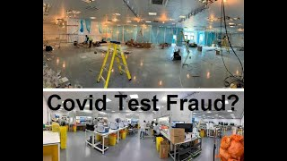 Covid Test Fraud testimony outside Welsh Parliament Stand Up X 11 Oct 2020