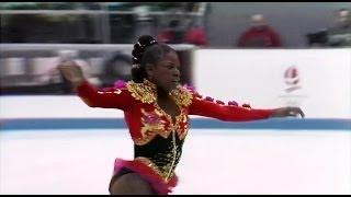 [HD] Surya Bonaly - 1992 Albertville Olympic - Free Skating