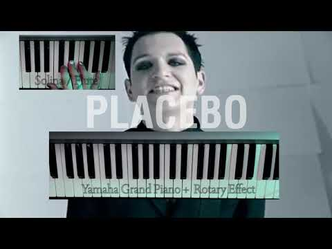Placebo - The Bitter End (Keyboard Cover)
