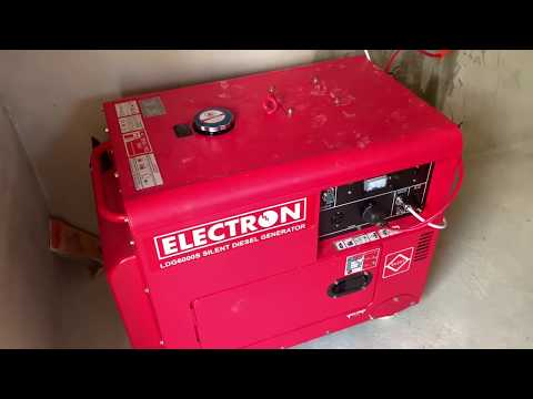House building Philippines - we have a generator !!