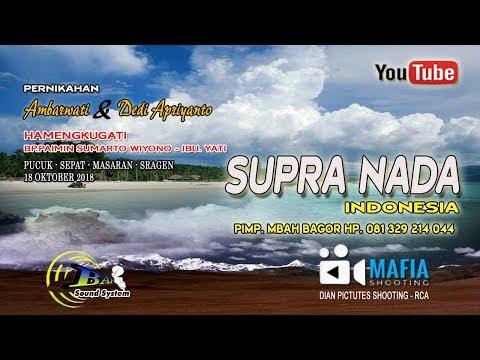 LIVE SUPRA NADA//BAP SOUND//LIVE SEPAT, PUCUK, MASARAN, SRAGEN (LIVE SIANG)