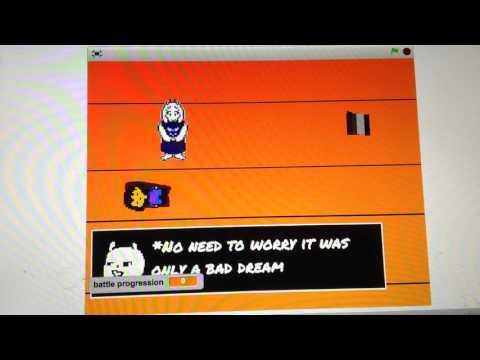 Fangame Fun:Scratch: ep.6 Undertale Fangames!