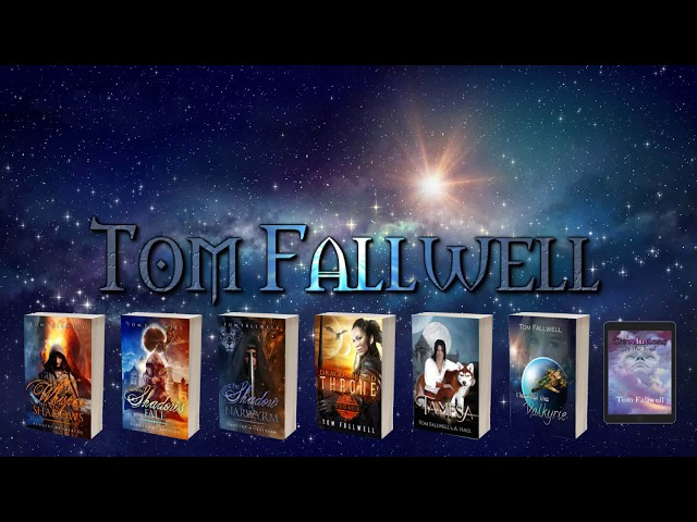 Tom Fallwell Author Trailer