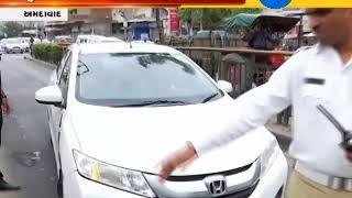 Ahmedabad traffic police on active mode - Zee 24 Kalak