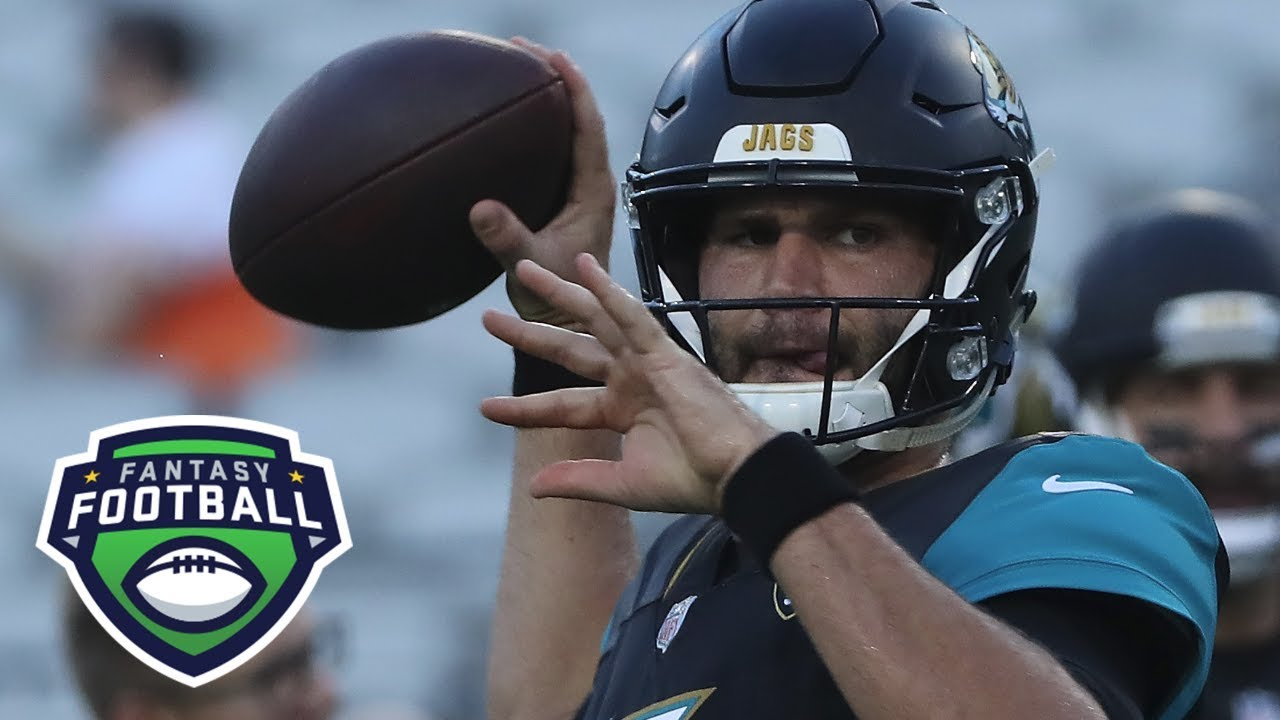 What To Make Of Blake Bortles' Fantasy Stock | Fantasy Focus | ESPN