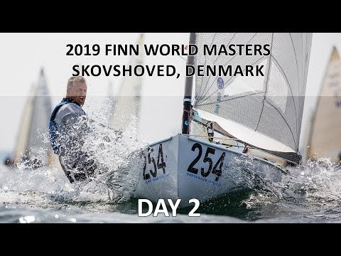 2019 Finn World Masters  - Day 2