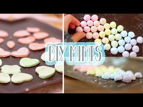 Diy Mints - Coffee and Peppermint Flavor