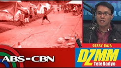 DZMM TeleRadyo: Phivolcs finds ground rupture in quake-hit Leyte