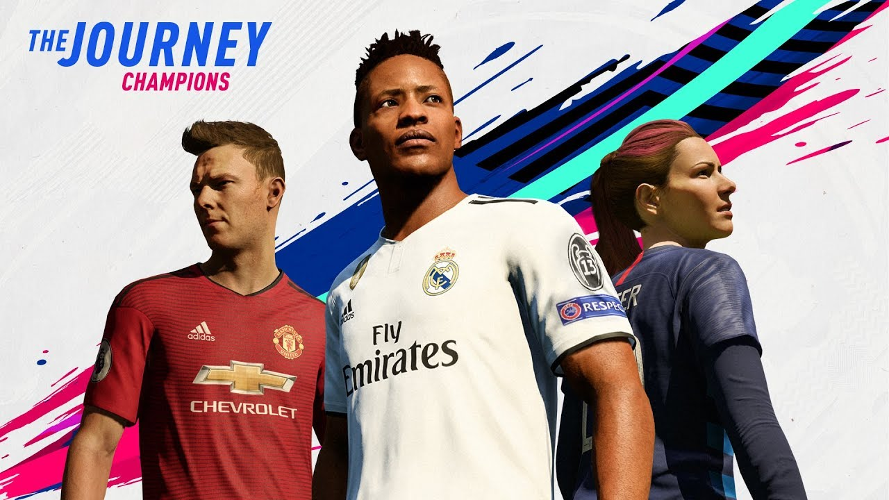 FIFA 19 | The Journey: Champions | Official Story Trailer Galerisi