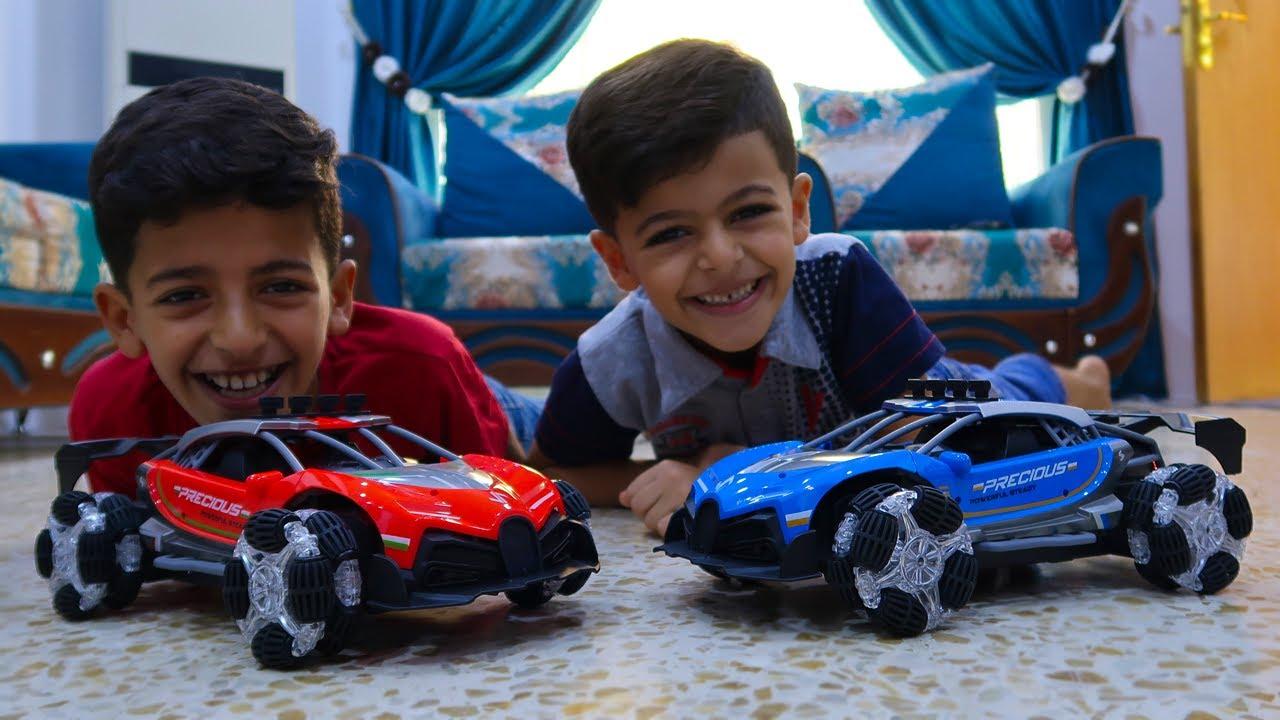 صورة فيديو : سيارات عبودي ويوسف السريعه !! fast cars